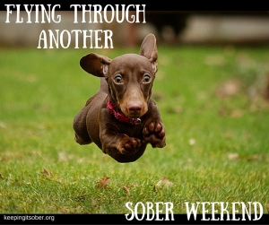 Happy Sober Sunday!